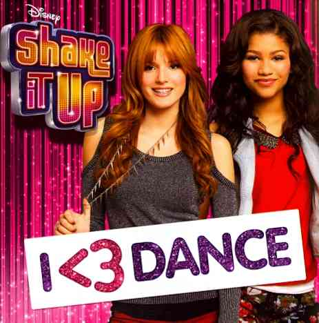 SHAKE IT UP 3:I LOVE DANCE (OST) (CD)